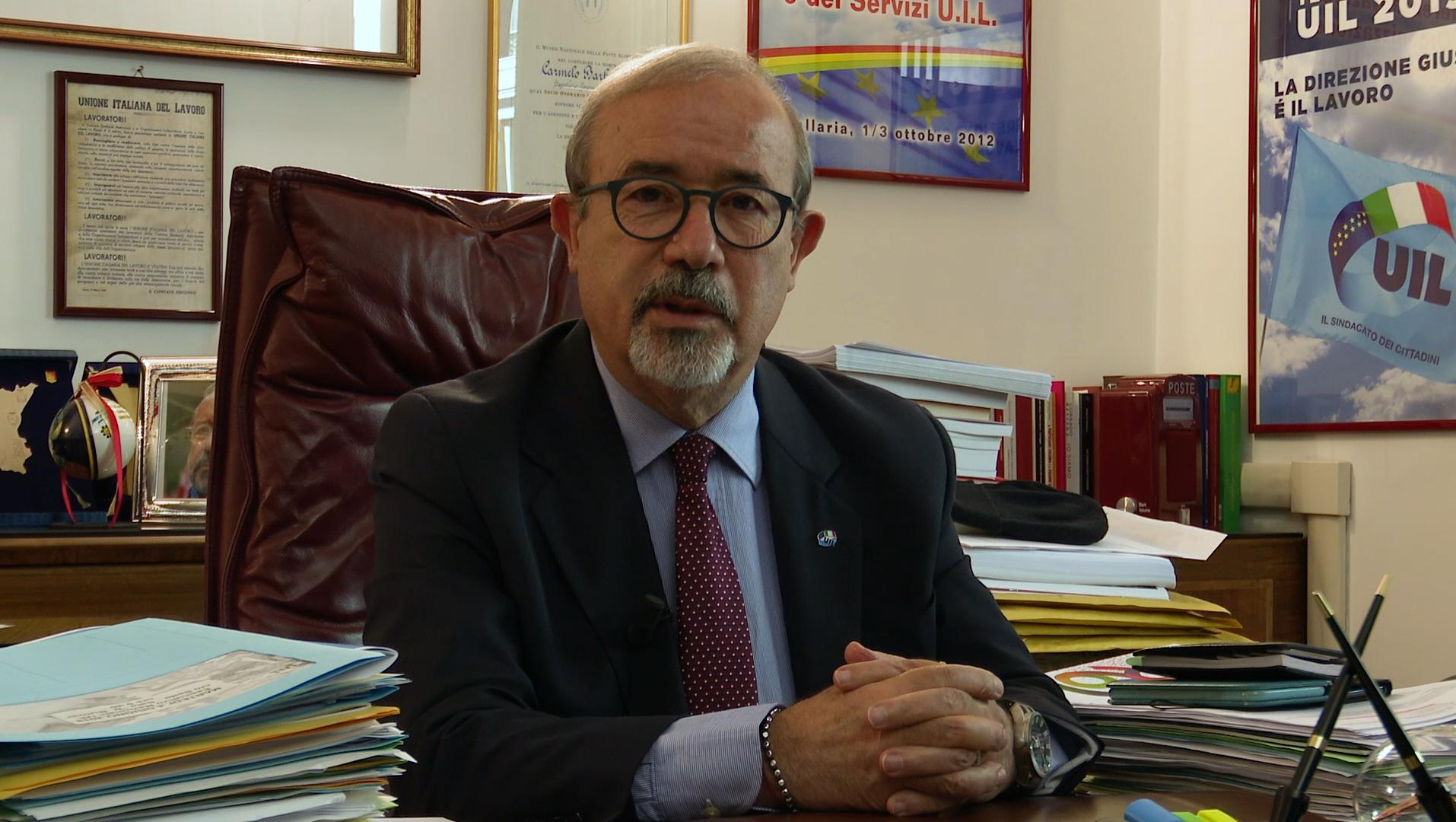 VIDEO | Manifestazione nazionale unitaria Pubblico Impiego 8 giugno, l'appello del Segretario Generale UIL Carmelo Barbagallo