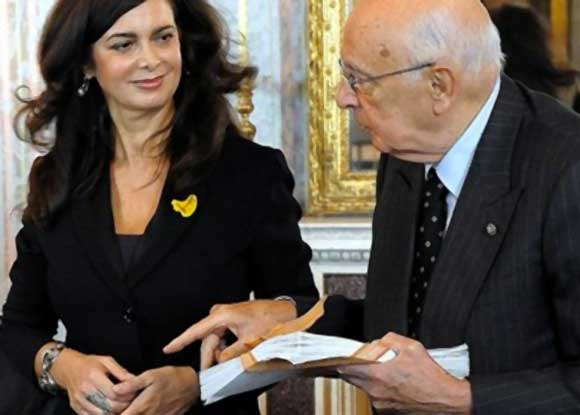 Discorso Camera Boldrini : 19.03.2013 laura boldrini eletta presidente della camera dei deputati