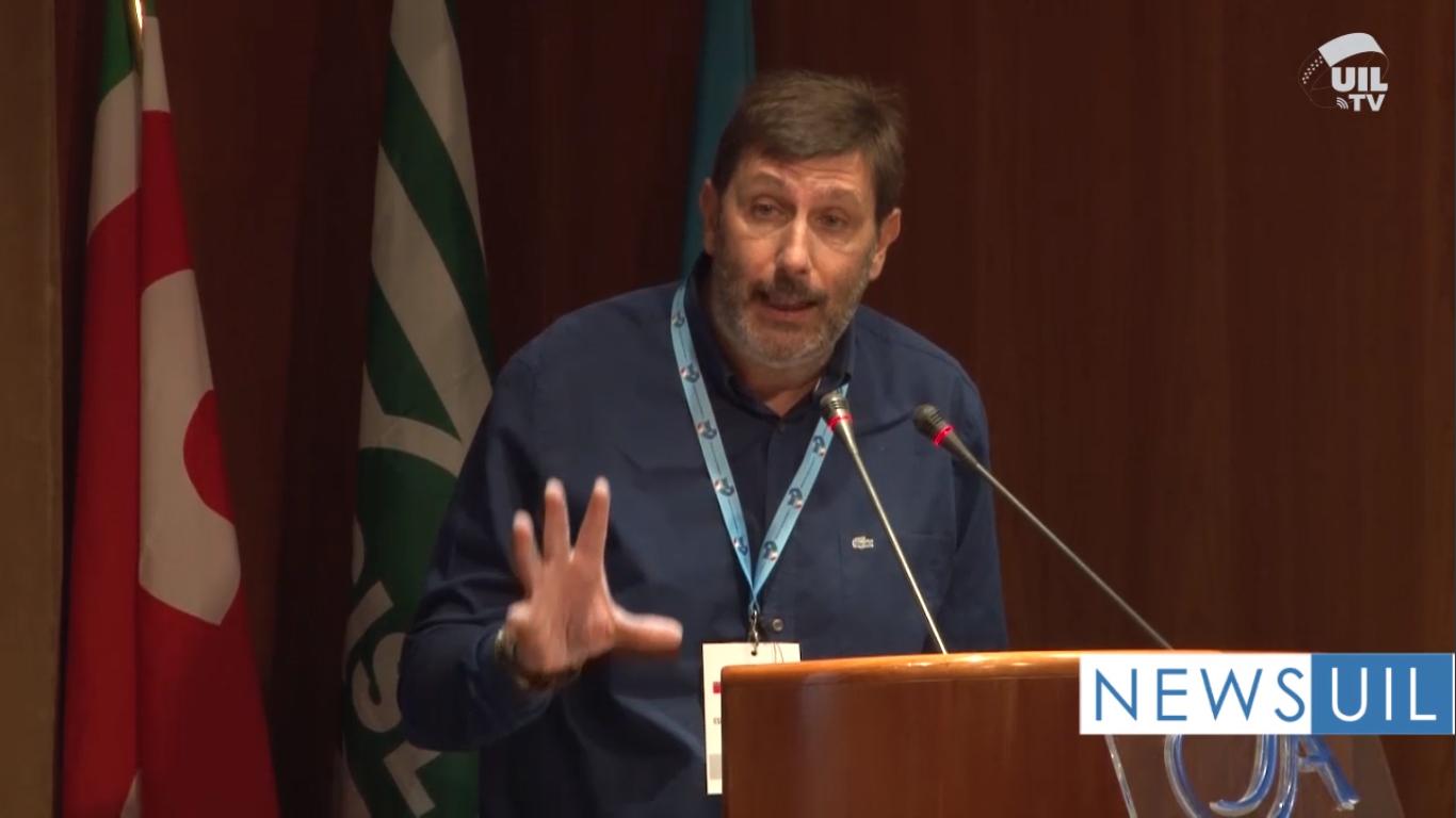 VIDEO | UIL Tv: 'Turco, lavoratori pubblici attori principali per ripresa e rilancio paese'